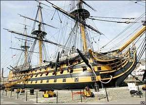 Annual Pass to Portsmouth Historic Dockyard - £18 for 2 people