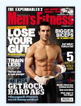 Free issue of Men's Fitness Magazine