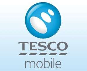 Tesco Mobile 1000 mins, 5000 texts, 1 month contract £15