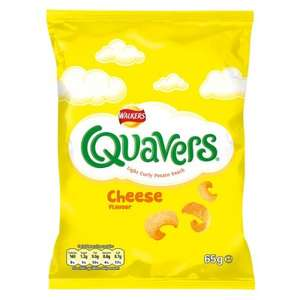 Quavers 14 Pack only £1.29 at Home Bargains