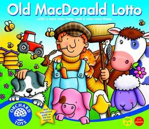 Orchard Toys Old MacDonald Lotto £4.70 del @ Amazon