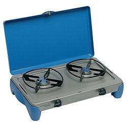 Campingaz 2 Burner Stove Camping Kitchen was £34.99 now £14. tesco direct