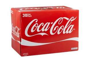 30 pack Diet Coke / Coca cola £7.18 inc Vat @ Costco In store