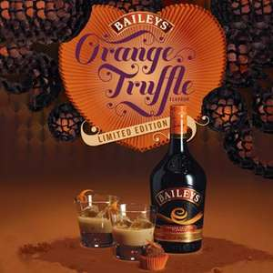Baileys Orange Truffle Ltd Edition 1L- £12 instore @ Tesco
