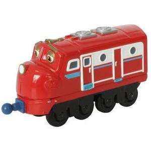 Chuggington Die-Cast Engines (10 type) at Smyths instore reduced from 5.99 to 2.99 Scans only at 99p!