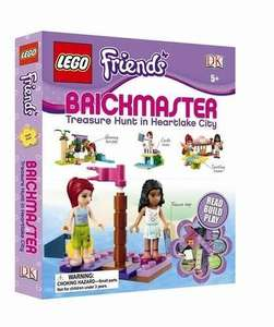 3 LEGO® Friends Brickmaster for £19(possibly less) at WHSmith instore
