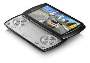Sony Xperia Play SIM FREE BRAND NEW £125. Fulfilled by @Amazon