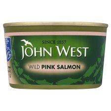 John West Pink Salmon 213G £1.50 @ Tesco