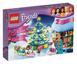 Lego Friends Advent Calendar £15.99 delivered @ play.com