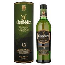 Glenfiddich 12yo Malt 70cl £22.00 instore @ Tesco