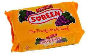 Soreen fruit malt loaf 50p @ Co-op Instore