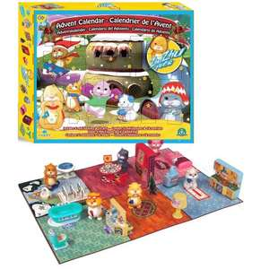 Zhu Zhu Pets Advent Calendar £5.98 AMAZON