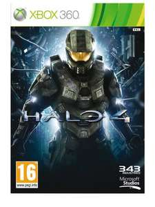 HALO 4 XBOX 360 just £20.95 with code - WAS £23.95 - @ VERY.CO.UK (First customer orders only)