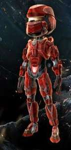 XBOX 360 - HALO 4 AVATAR OUTFIT - FREE