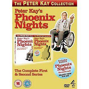 The Peter Kay Collection - Phoenix Nights - DVD Boxset £10.00 @ ASDA Direct