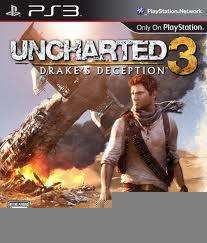 Uncharted 3: Drake's Deception PS3 (Pre owned) @ £9.99 at blockbuster marketplace after using code MVC51501