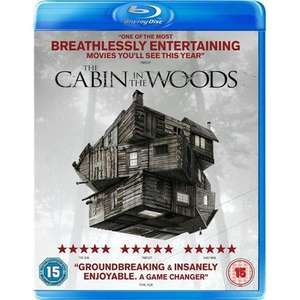 The Cabin In The Woods (Blu-ray) £7.99 @ Play