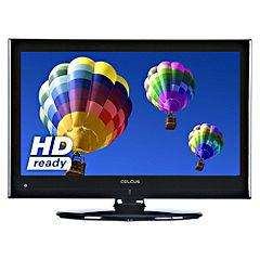 "Celcus LCD32S913HD 32"" HD Ready LCD TV del from Sainsburys for £159.99"