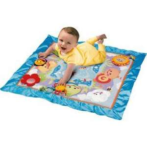 Fisher Price Friendly Firsts Discovery Baby Playmat was £17.99 now £8.99 @ Argos