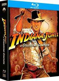 Indiana Jones: The Complete Adventures Blu-ray set £27.72 @ Amazon.it
