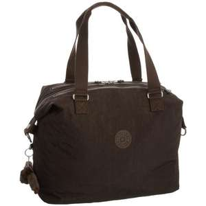 Kipling Women's Ayati Medium Travel Tote with Trolley Sleeve and Removable Shoulder Strap Expresso Brown £29.02 delivered @ Amazon