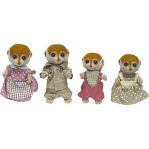 Sylvanian Meerkat Family was £15.99 now £7.99 @ Argos