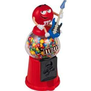 M&M's Peanut Dispenser Reduced @ Argos NOW £7.49 & in stock too!!