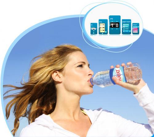 Danone Hayat Mineral Water 24x500ml £2.19 @JJFoodService