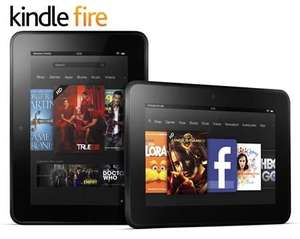 Kindle Fire HD Wifi 16GB 7-Inch Android Tablet £143.99 delivered using code @ 24studio