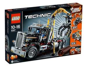 LEGO Technic 9397 Logging Truck €84.23 / £67.93 @ Amazon Italy