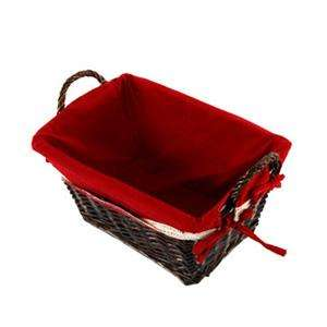 Christmas Luxury Hamper Basket: Medium £5.99 @ Home Bargains