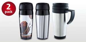 Thermo Mugs 2Pack £4.99 @ Aldi