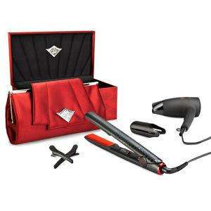 GHD SCARLET DELUXE COLLECTION SET (5 PRODUCTS) £99.00 delivered @ Look Fantastic