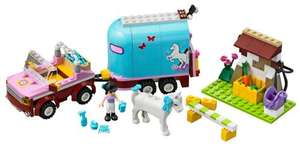 LEGO Friends 3186: Emma's Horse Trailer  19.97 on Amazon