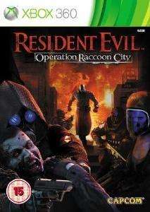 Resident Evil: Operation Raccoon City (Xbox 360 & PS3 ) for £12.95 @ The Game Collection