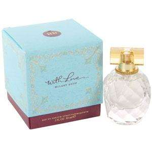 Hilary Duff: With Love Perfume 30ml £4.99 @ Home Bargains