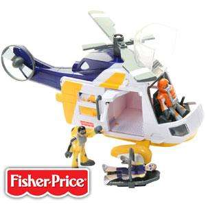 Fisher Price Imaginext Ocean Helicopter £14.99 Home Bargains - instore/collect from store