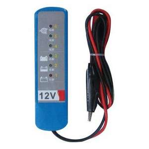 Streetwize 12v Car Battery & Alternator Tester for £7.38 delivered @ NP Autoparts