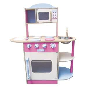 Child's wooden kitchen - asda direct - £35 reduced from £70.