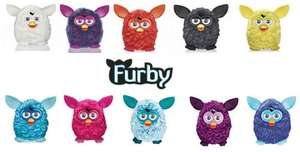 FURBY 2012 VERSION £25 in tesco vouchers! double up
