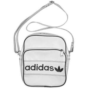 Adidas Vintage Mini Bag White - £12 + Free Delivery using Code @ infinities