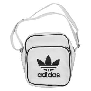 Adidas Vintage Mini Bag White - £10 + Free Delivery using Code @ infinities