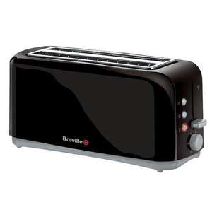 Breville VTT233 Black or Silver 4 Slice Toaster  £19.99 Delivered by Amazon.