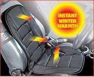 Heated Car Seat Cushion Cover  ALDI this sunday £9.99