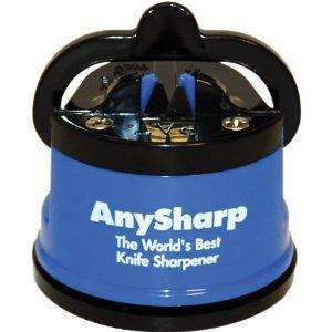 AnySharp Global World's Best Knife Sharpener (Classic) free delivery by Amazon. £7.95.