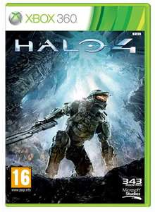 Halo 4 for Xbox 360 £37.85 @ Simplygames.com