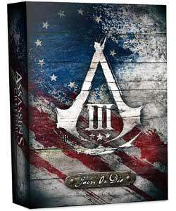 Assassins Creed 3 Join or Die Edition - Xbox 360 @ Argos £31.29 - free delivery