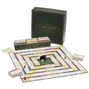 Pants On Fire Liar Liar Board Game only £9.44 @ Amazon rrp £29.99