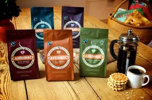 Free sample of Roast & Ground coffee