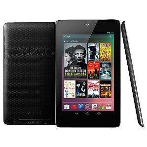 NEXUS 7 32GB + 2yr warranty £199.95 @ johnlewis.com